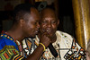 Stanley and David singing at Samburu Intepids, Kenya, Africa