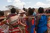Bryce Dancing at Samburu Manyatta