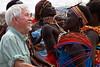 Pete Dancing at Samburu Manyatta