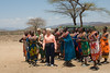 Ladies Dancing at Samburu Manyatta
