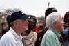 Bill and Pete at Samburu Manyatta