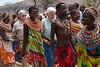 Wayne and Pete Dancing at Samburu Manyattta