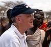 Bill at Samburu Manyatta