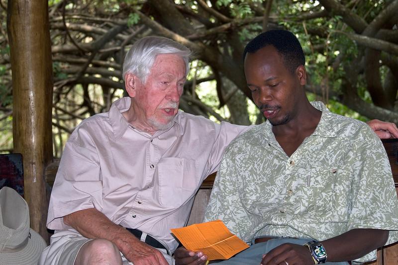 Pete and Stanley Singing, Mara Intrepids