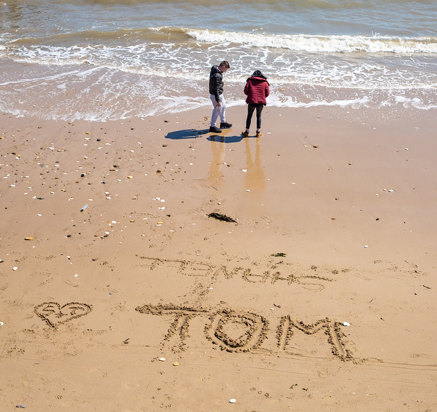 Tom and Shanell - Bridlington East Yorkshire UK 2019