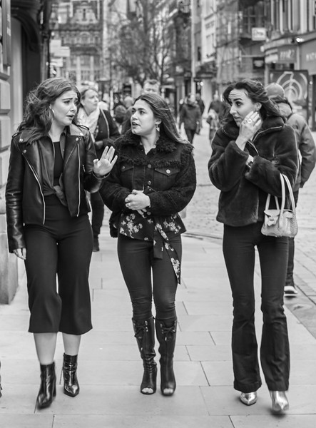 Walking and Talking - Manchester - UK 2020