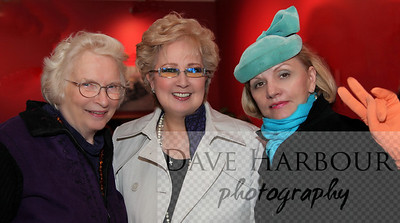Arliss Sturguleski, Gail Schubert, Margy Johnson, Photo by Dave Harbour.
