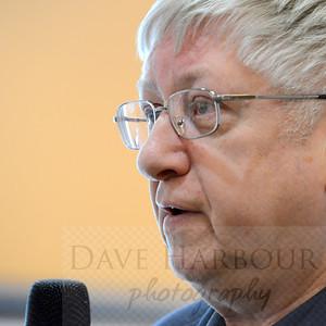 Lawson Blrigham, University of Alaska, 6-14-13 Arctic Listening Session, Anchorage, Alaska