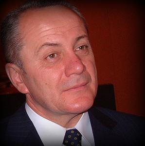 Igor Farkhutdinov, Governor of Sakalin Region, Russia, In Memoriam, Photo by Dave Harbour, 7-12-01
