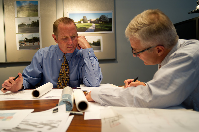 "Mark Wilson and Roger Jackson of FFKR Architects  <a href=""http://www.ffkr.com"">http://www.ffkr.com</a>"