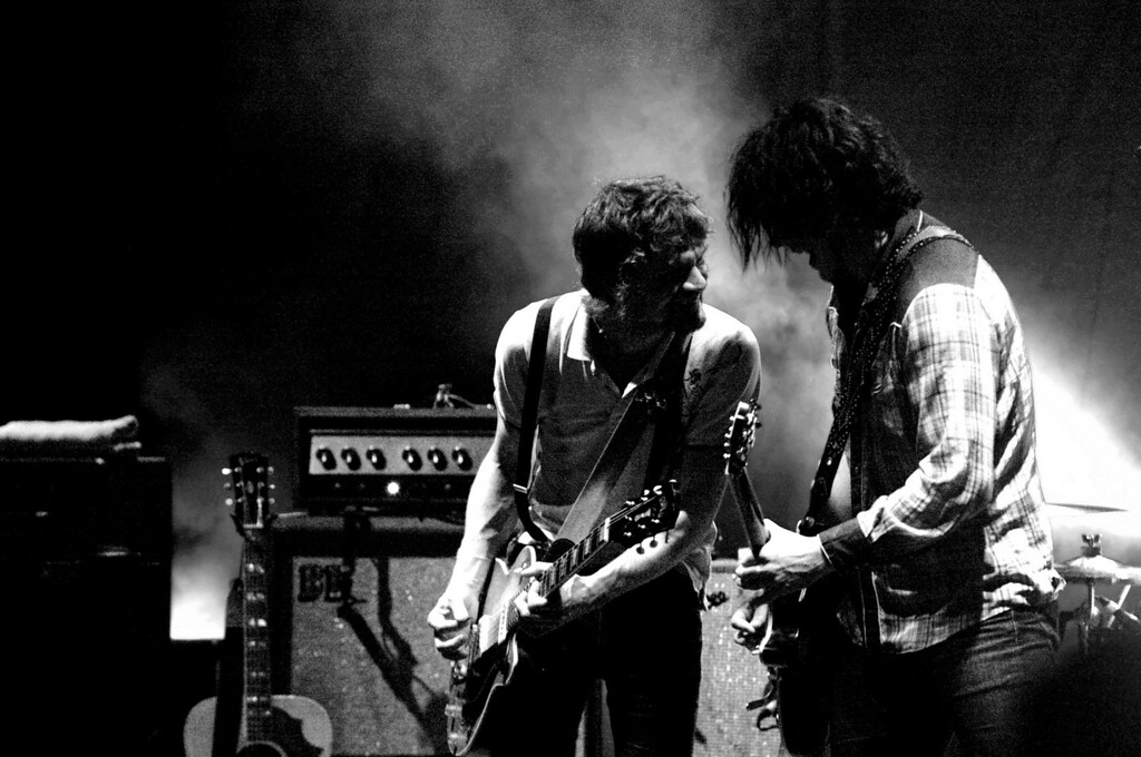 The Raconteurs @ the Orpheum