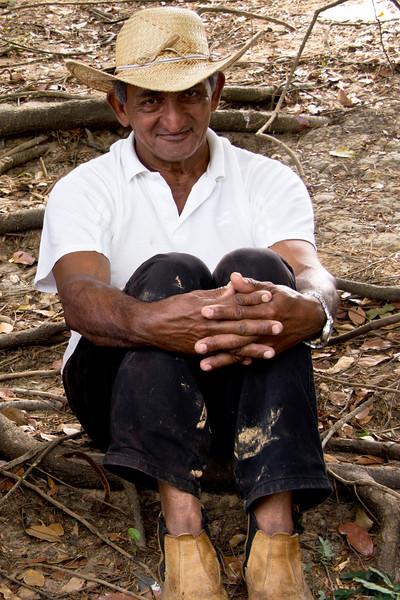 Uncle Joe, Northern Pantanal, Brazil