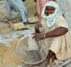 Rice processor. Ferozpur, Punjab. North India.