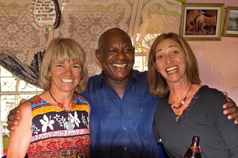MaryAnne, David, Linda