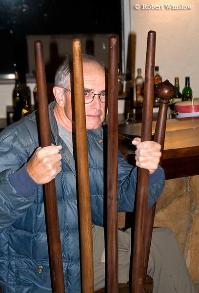 Bill at Mpata