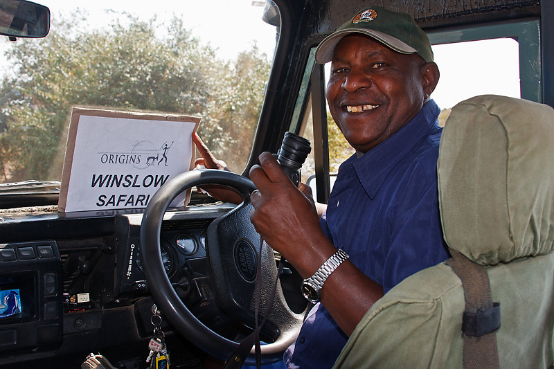 Winslow Safari