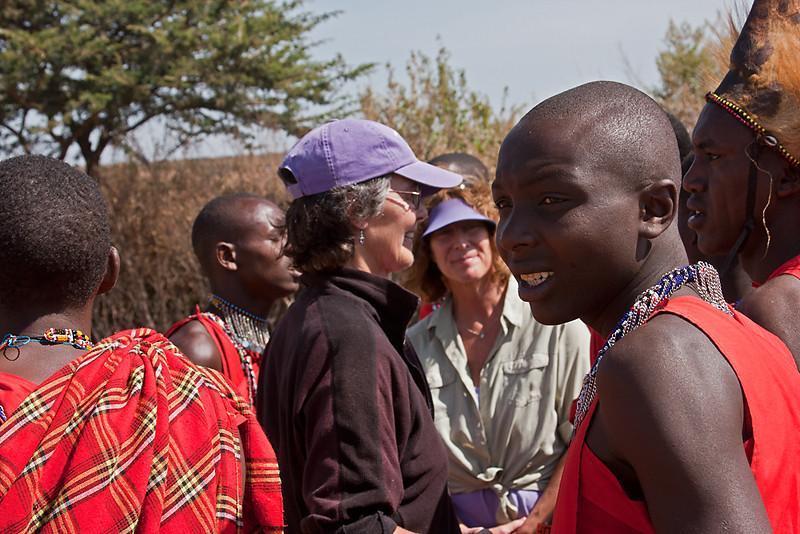 Maasai, Masa Mara