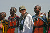 Mary, Maasai, Masa Mara