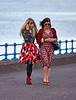 Fashionable Ladies on Greenock Esplanade - 16 August 2015