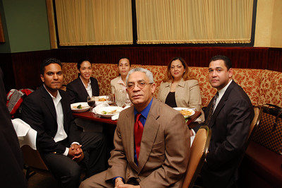 Supporters threw a fundraiser for State Senator John D. Sabini (D/WFP-Jackson Heights) at the Pine Restaurant in Corona on March 15, 2006.  Over 130 people attended, including Borough President Helen Marshall, State Senators George Onorato and Martin Dilan, Assemblyman Jose Peralta and numerous Democratic District Leaders. Photo © Shams Tarek (shams.m.tarek@gmail.com)