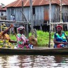 Three Ladies In A Boat