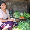 Vegetable Saleswoman