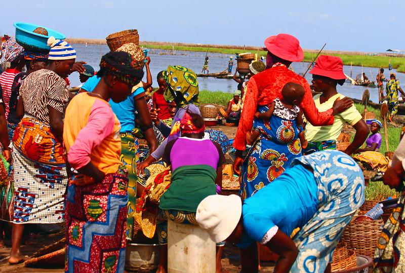 Benin Marketplace