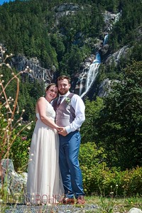 Chandra and Cody Get Married