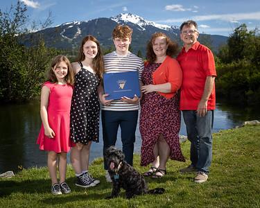 Reimer Family Portrait Session