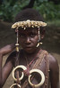 Village Girl - New Britain Island, Papua New Guinea