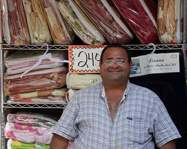 Street Vendor - Puerto Rico
