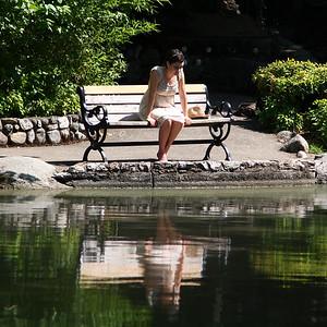 Lythia Park - Ashland, Oregon