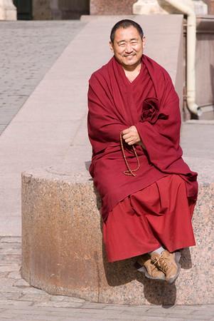 Hermitage Monk