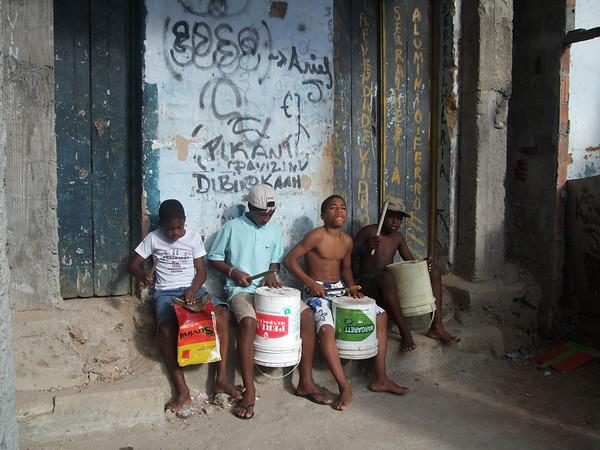 Favela Boy Band