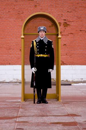 Kremlin Honour Guard