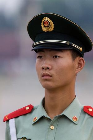 Tian'anmen Flag Raising