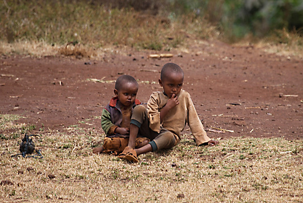 Kenyan Children