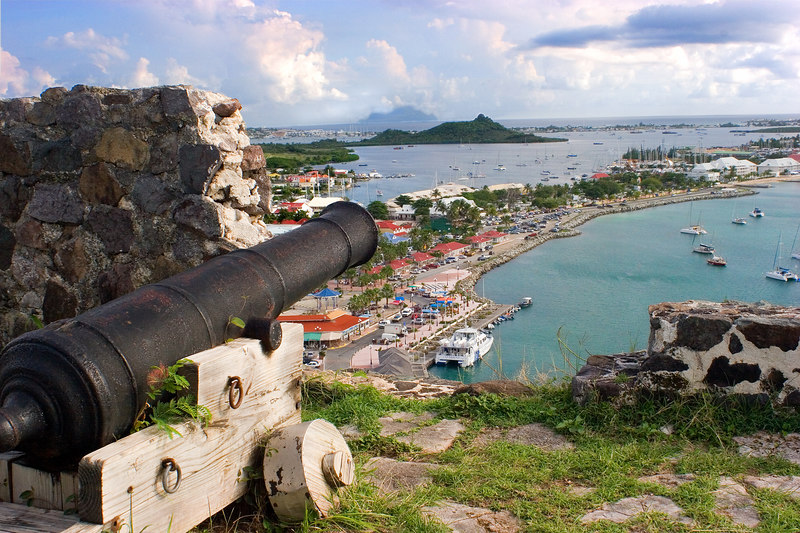 Fort, St. Maarten, Neatherlands Antilles