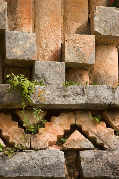 Mayan Ruins at Labna, Yucatan, Mexico