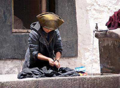 Lhasa, Tibet, China