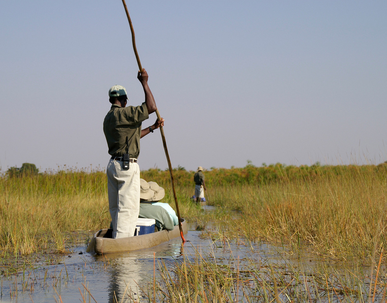 Okavanga Delta, Botswana
