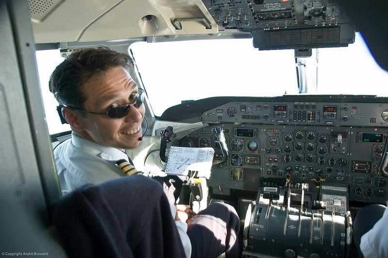 Air Inuit Pilot