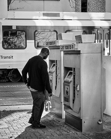 Transit, Tickets, & T-Mobile