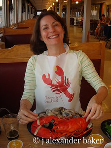 Lobstah Gal