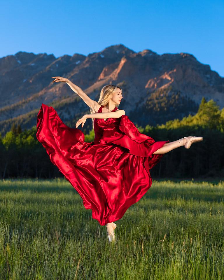 Ballet in the Boulders