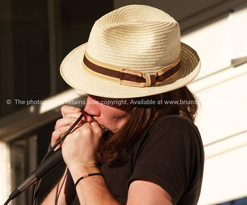 "Musician / performer, Tauranga Jazz festival 2009.  More Jazz Festival images in my ""EVENTS"" catagory. Model Release; No. Editorial or personal use only. More interesting people shots at;  http://smu.gs/QBLqN or try keyworing people in the search tool above Check our ""EVENTS"" galleries for heaps more; http://www.brianscantlebury.com/Events"
