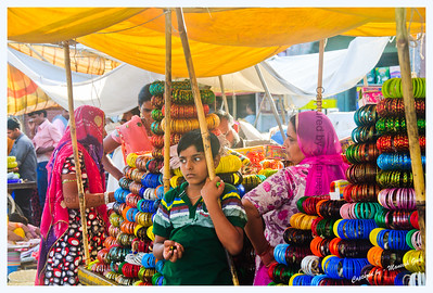 Lost in thoughts | Sardar Market (Jodhpur, Rajasthan)