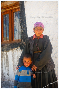 Beautiful People of Ladakh