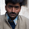 Kashmiri Man<br /> Leh, Ladakh<br /> India 2008