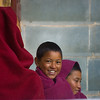 Young Monks<br /> Thiksey Gompa<br /> Ladakh, India<br /> 2008